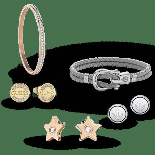 Nájdite tie najkrajšie dámske a pánske šperky - náušnice, náhrdelníky, náramky, manžetové gombíky