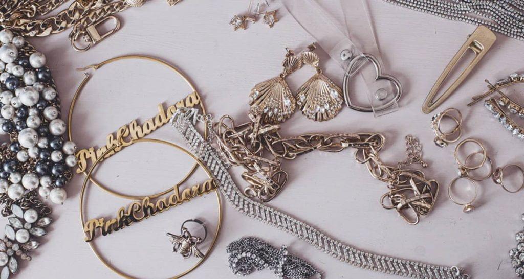 Obľúbené dámske šperky z chirurgickej ocele
