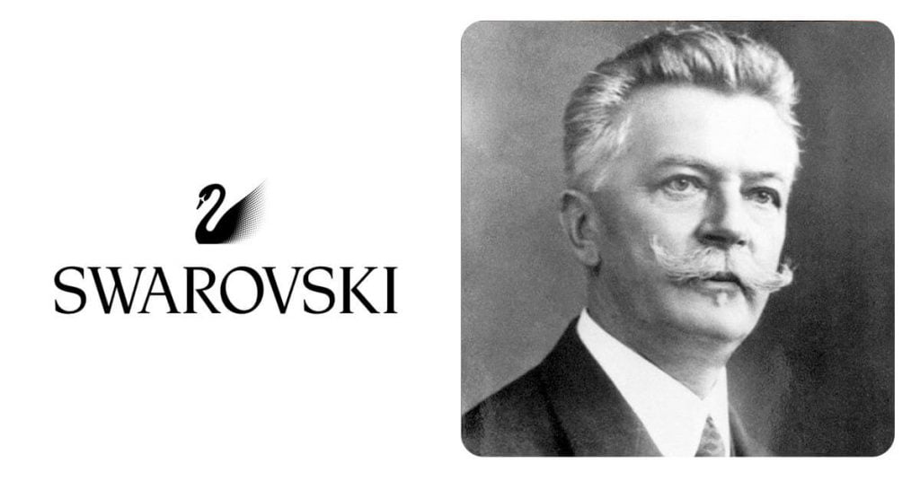 Zakladateľ spoločnosti Swarovski - Daniel Swarovski