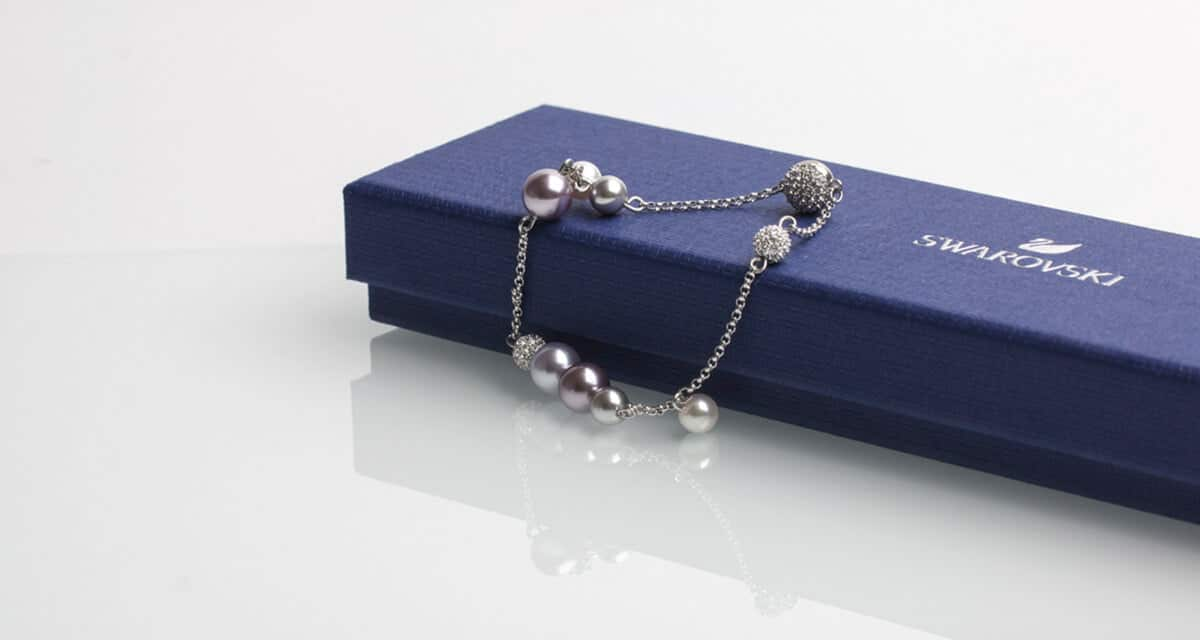 Šperky Swarovski sú synonymom dámskej bižutérie.