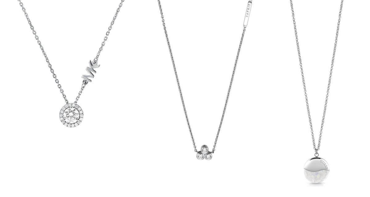 Vybrali sme pre vás tie najkrajšie dámske strieborné náhrdelníky