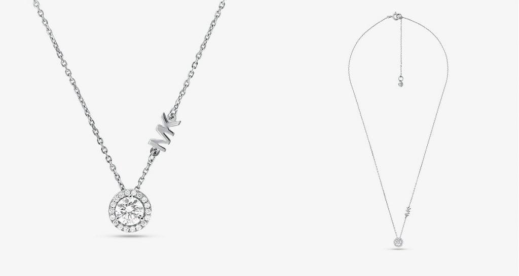 Strieborné náhrdelníky Michael Kors patria medzi tie najkrajšie fashion náhrdelníky v ponuke pre dámy