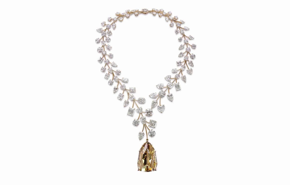 Najdrahší náhrdelník na svete