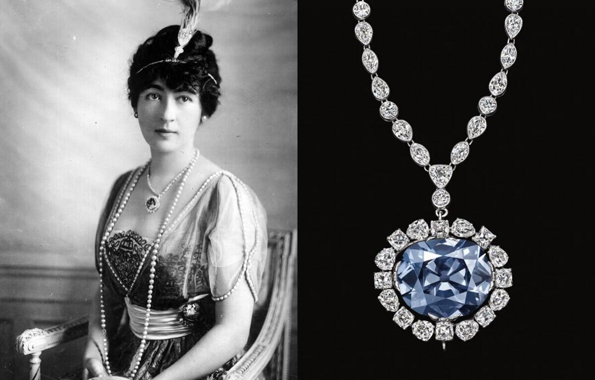 Prvá priečka medzi najdrahšími šperkami na svete patrí tomu s názvom The Hope Diamond