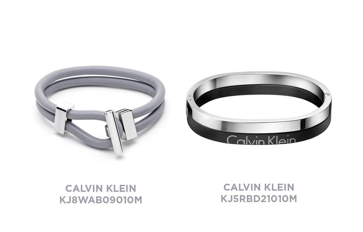 Pánske náramky Calvin Klein