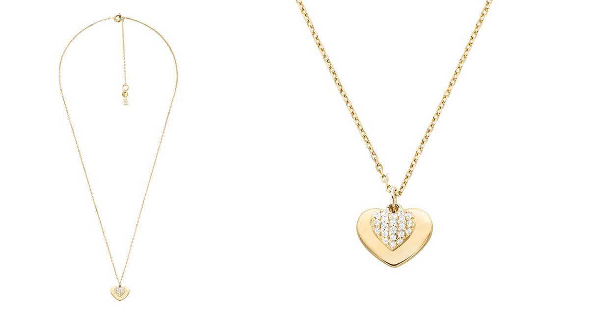 Minimalistický náhrdelník Michael Kors