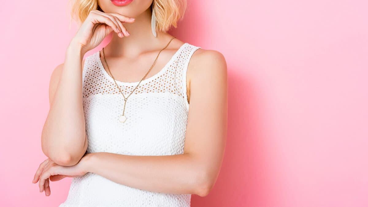 Minimalistické šperky je dnes možné nájsť v portfóliu známych značiek